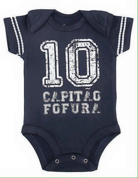 Body Capitão Fofura