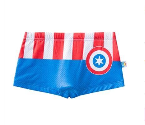 Sunga Super Herói Capitão