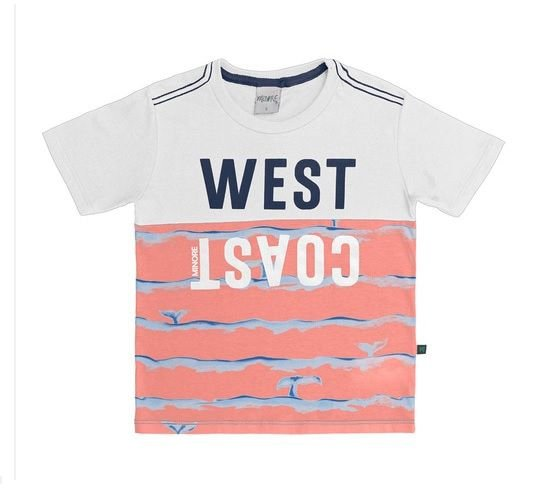 Camiseta West Coast