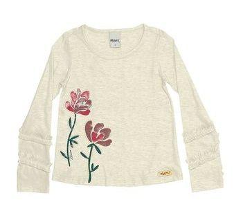 Blusa Flower