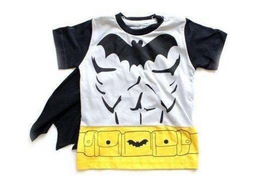 Camisetinha Morcego