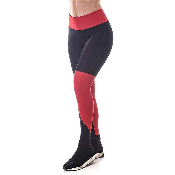 Calça Legging Extreme UV50+ Creora highclo Poliamida