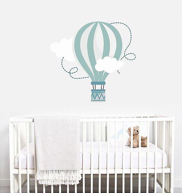 Adesivo de Parede Infantil Balão