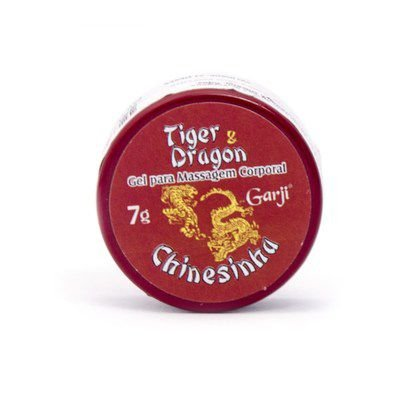 00578 - TIGER & DRAGON POTE CHINESINHA 7G - GARJI