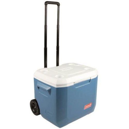 Caixa térmica Coleman 50qt Xtreme 47,3 litros azul