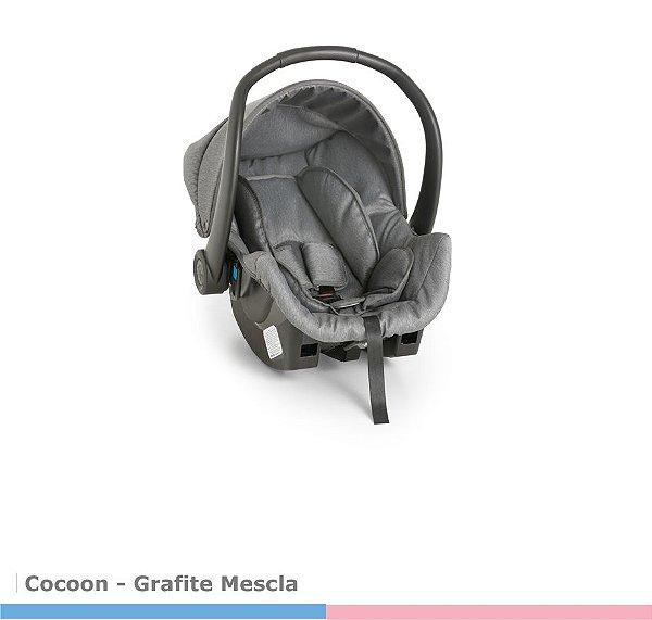 Bebê Conforto Galzerano Cocoon Cinza 8181