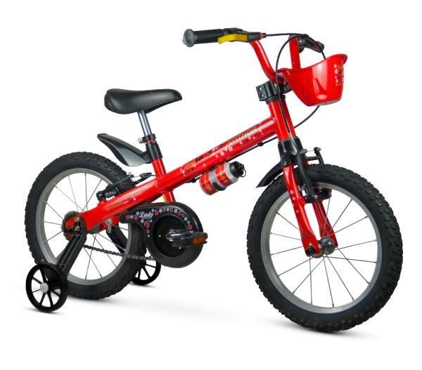 Bicicleta Nathor Aro 16 Lady 2 Aro Aluminio