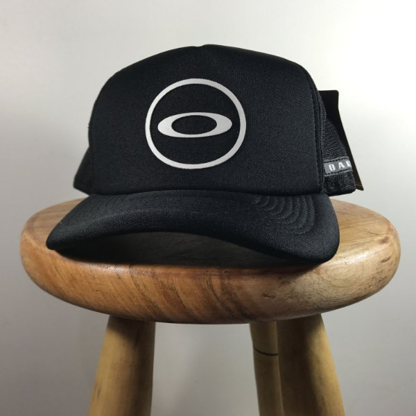 Boné / Oakley / Tincan Circle Black
