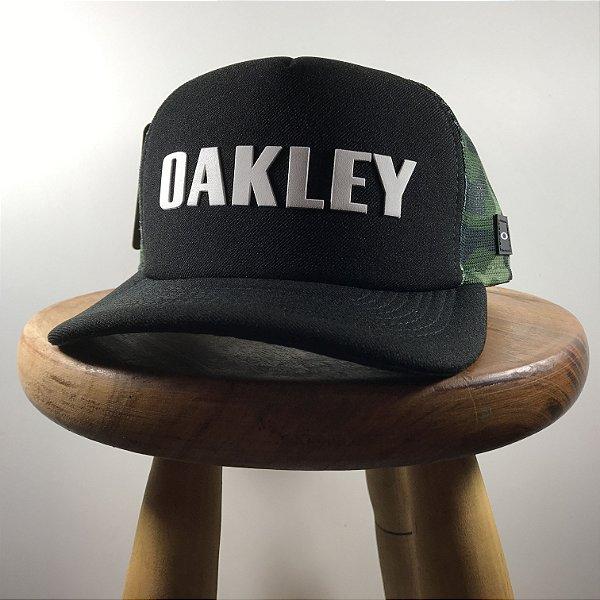 Boné / Oakley / Hand Classic Camo