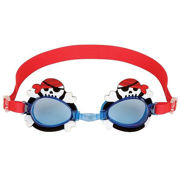 Óculos de natação infantil da Stephen Joseph, Pirata