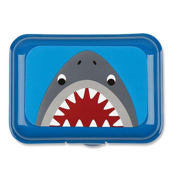 Porta Lanche infantil, tema Tubarão, da Stephen Joseph