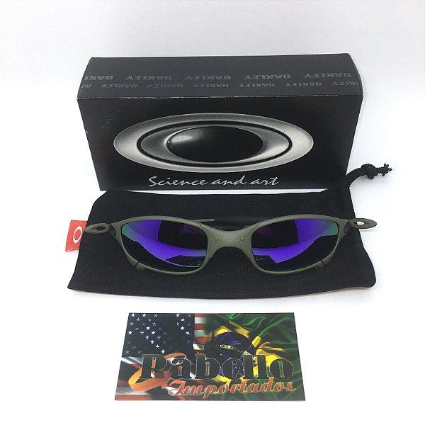 2691fc217 Óculos Oakley Juliet X-Metal - Violet - Rabello Store