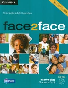 Face2face Intermediate - Students Book With Dvd-Rom - 2nd Ed