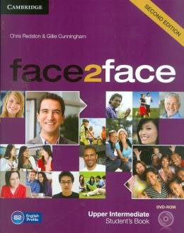 Face2face Upper Intermediate - Students Book With Dvd-rom - 2nd Ed