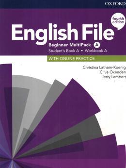 English File Beginner A - Sb/Wb Multipack - 4th Ed.