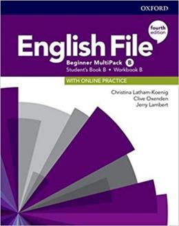 English File Beginner B - Sb/Wb Multipack - 4th Ed.