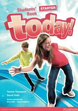 Today! Starter - Students Book - 1st Ed