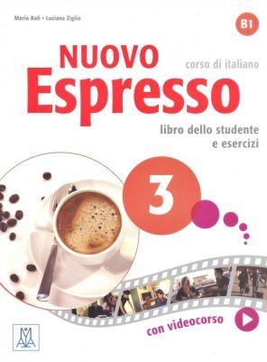 Nuovo Espresso 3 - Libro Dello Studente E Esercizi