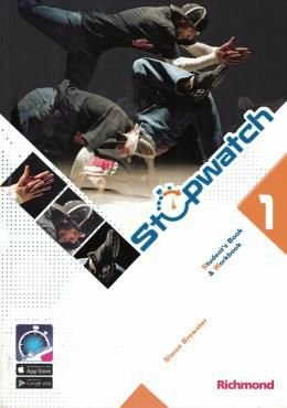 Stopwatch 1 – Student's book and workbook