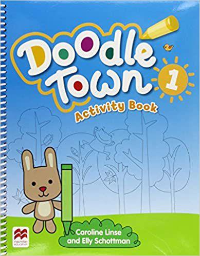 Doodle Town Activity Book-(1)