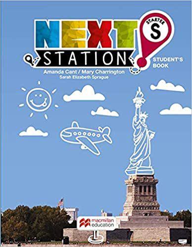 Next Station Starter – Student's Book + Workbook + CLIL