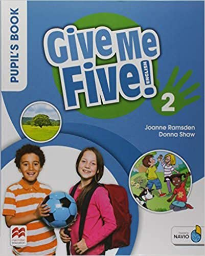 Give Me Five! Pupil'S Book Pack W/Activity Book-2