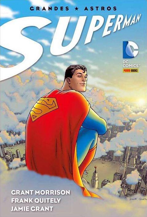 GRANDES ASTROS SUPERMAN EDIÇÃO DEFINITIVA