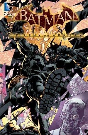 BATMAN ORIGENS DO ARKHAM #1