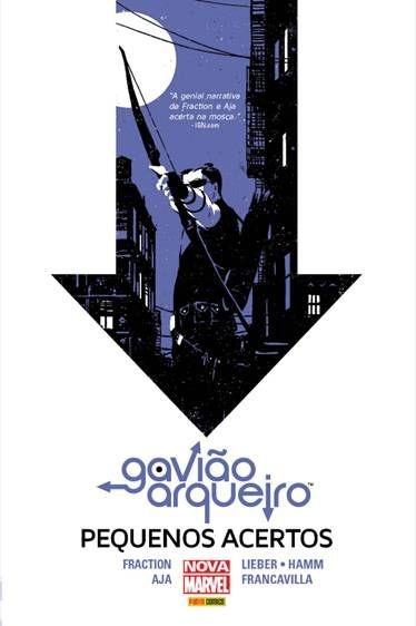GAVIÃO ARQUEIRO: PEQUENOS ACERTOS