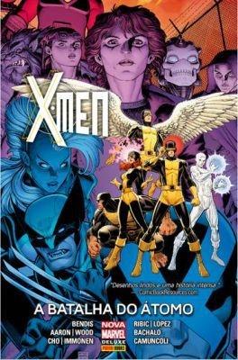 X-MEN - A BATALHA DO ATOMO