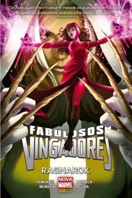 FABULOSOS VINGADORES - RANGNAROK
