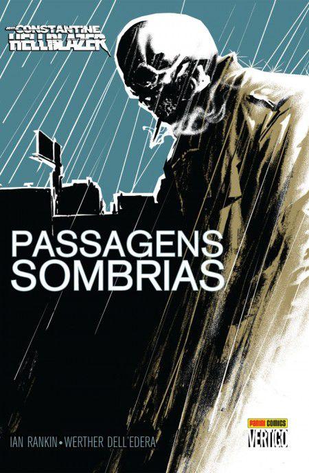 JOHN CONSTANTINE, HELLBLAZER – PASSAGENS SOMBRIAS