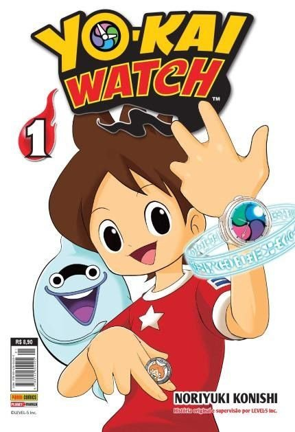YO-KAY WATCH 01
