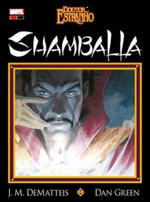 DOUTOR ESTRANHO: SHAMBALLA