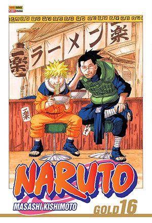 Naruto GOLD #16