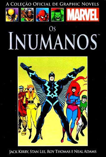 Os Inumanos