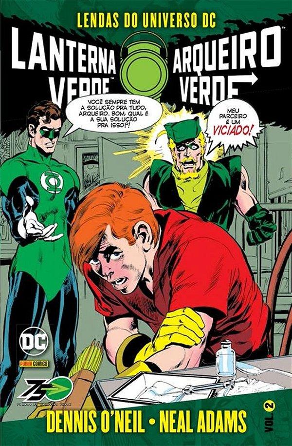 Lanterna Verde - Arqueiro Verde  I  Vol. 02