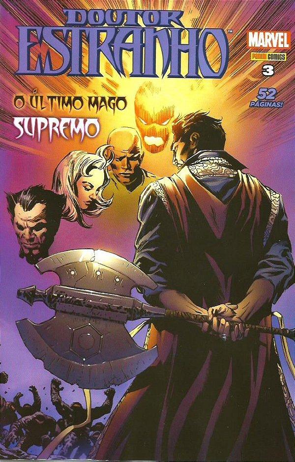 Dr. Estranho -3 I O último mago supremo