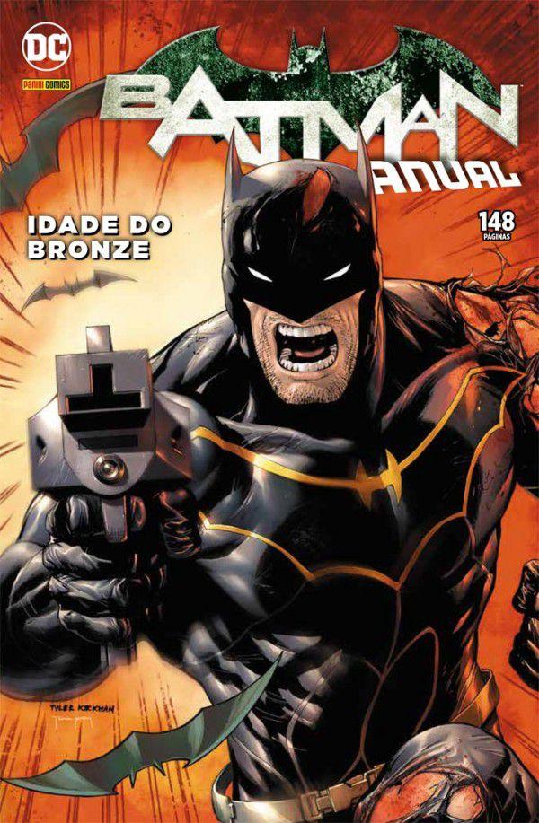 Batman anual - Idade do bronze