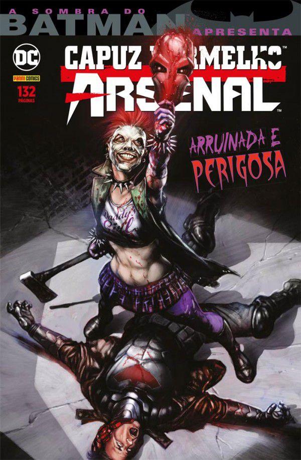 A Sombra do Batman Apresenta: Capuz Vermelho & Arsenal