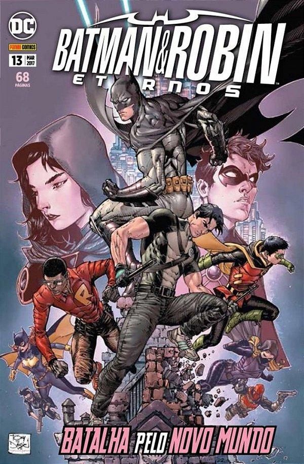 Batman & Robin Eternos - Edição 13