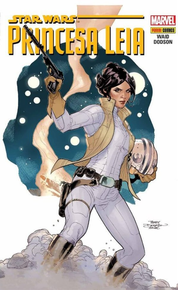 Star Wars - Princesa Leia