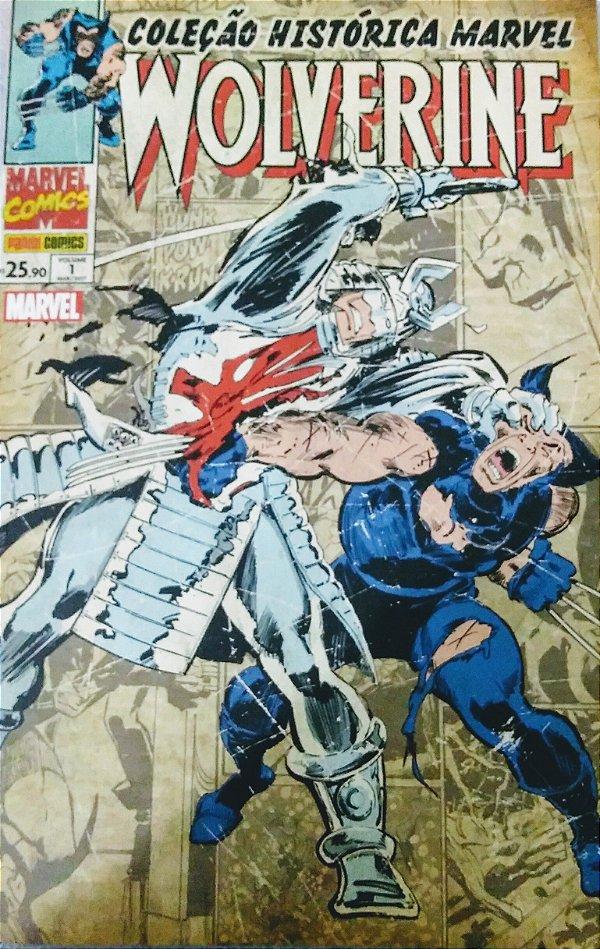 Coleção Histórica Marvel - Wolverine
