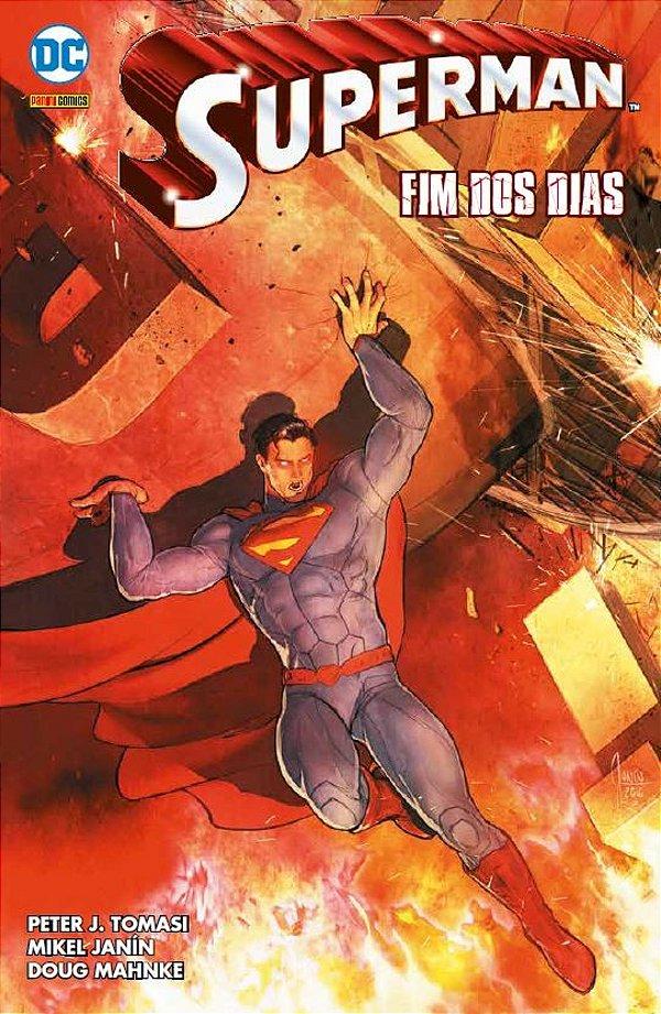 SUPERMAN - FIM  DOS DIAS