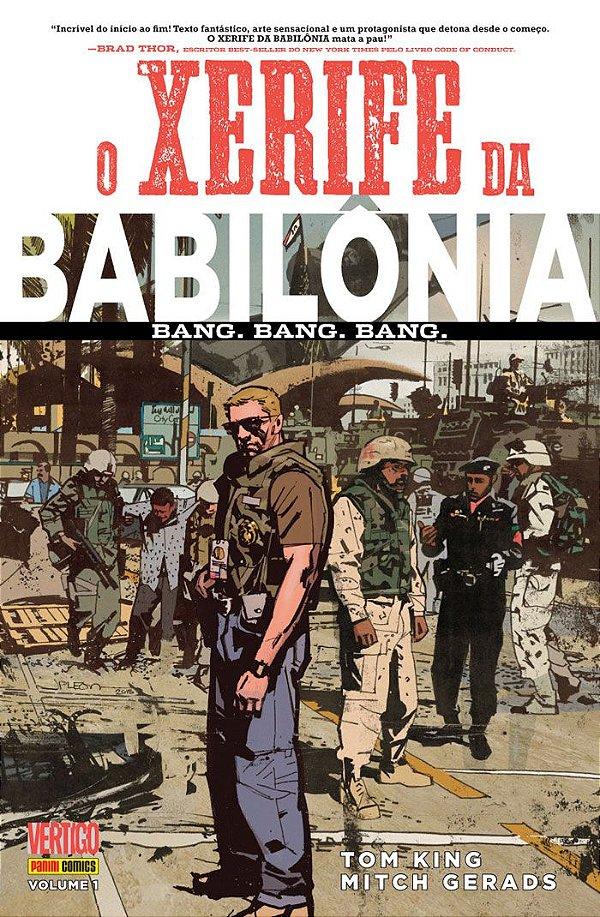 O XERIFE DA BABILÔNIA