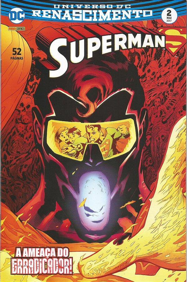 UNIVERSO DC RENASCIMENTO: SUPERMAN - 2