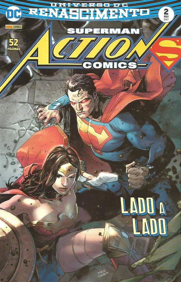 UNIVERSO DC RENASCIMENTO: SUPERMAN ACTION COMICS 2
