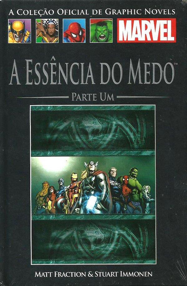 A ESSÊNCIA DO MEDO - PARTE UM