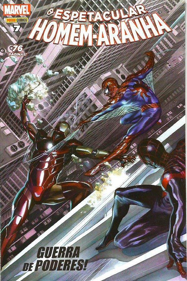 O Espetacular Homem-Aranha - Edição 7