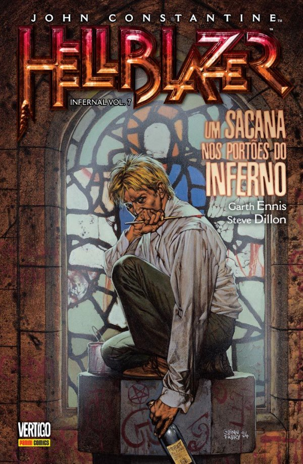 JOHN CONSTANTINE HELLBLAZER INFERNAL VOL.07